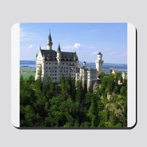 Neuschwanstein Castle Mousepad