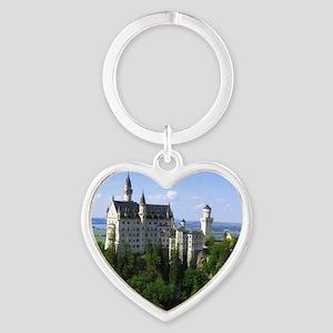 Neuschwanstein Castle Keychains