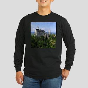 Neuschwanstein Castle Long Sleeve T-Shirt