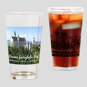 Dream Fairytale Big Drinking Glass