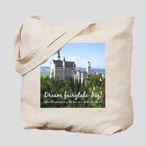 Dream Fairytale Big Tote Bag