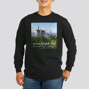 Dream Fairytale Big Long Sleeve T-Shirt