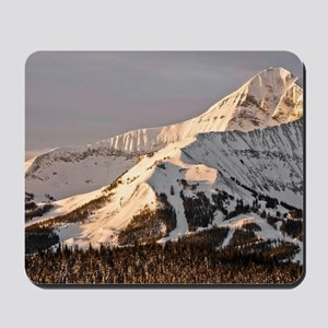 The Lonely Mountain Mousepad