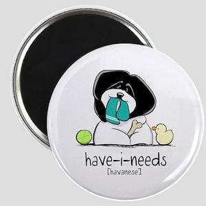Have-i-Needs Havanese Magnet