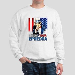 Uncle Sam EPHEDRA Sweatshirt