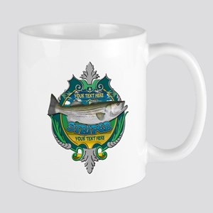Personalized Striper Mug