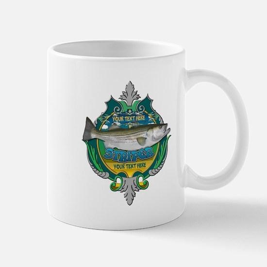 Personalized Striper Mug
