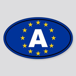 Austria European Union Sticker