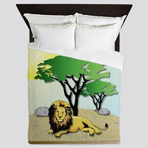 12 Tribes Israel Judah Queen Duvet