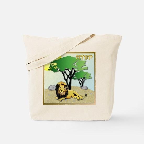 12 Tribes Israel Judah Tote Bag