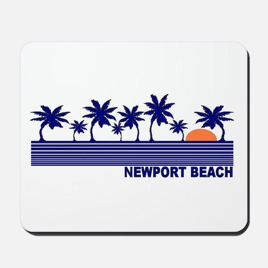 Newport Beach, California Mousepad