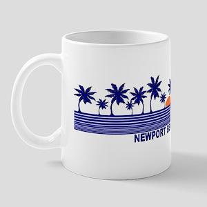 Newport Beach, California Mug