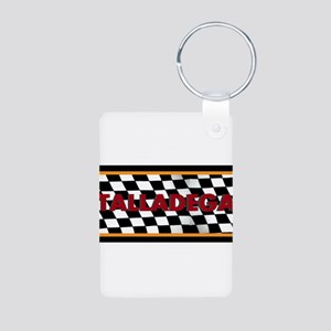 Talladega Alabama License Plate Keychains
