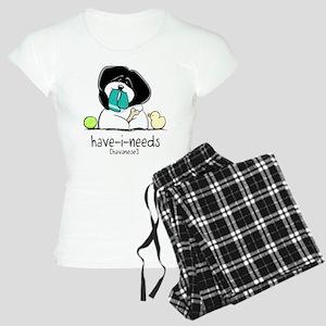 Have-i-Needs Havanese Pajamas