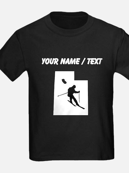 Custom Utah Skier T-Shirt