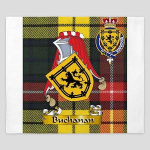 Buchanan King Duvet
