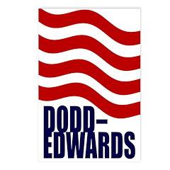 Dodd-Edwards (Pack of 8 Postcards)