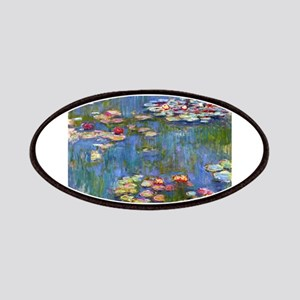 Monet Water lilies Patches