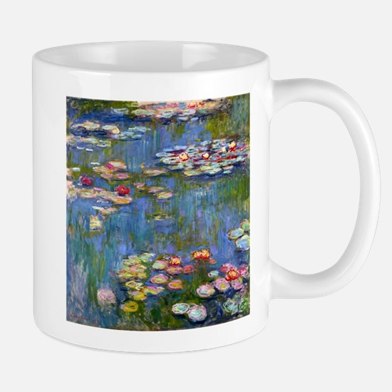 Monet Water lilies Mugs