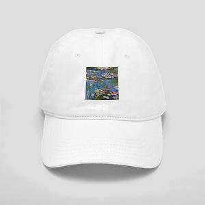 Monet Water lilies Baseball Cap