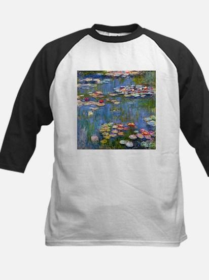 Monet Water lilies Baseball Jersey
