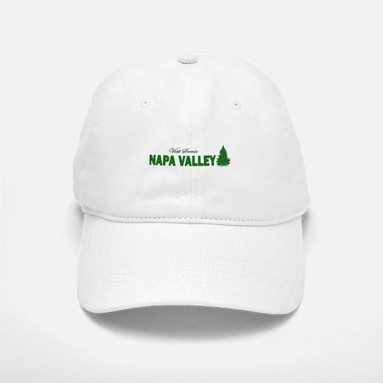 Visit Scenic Napa Valley, Cal Baseball Baseball Cap