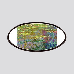 Water lilies by Claude Monet Patches