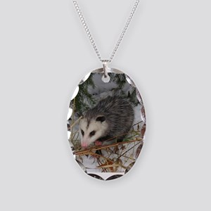 Baby Possum Necklace