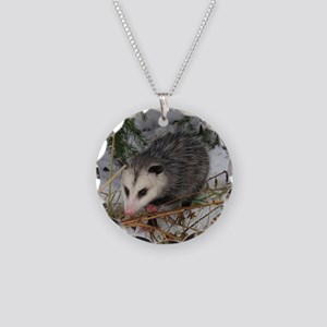 Baby Possum Necklace