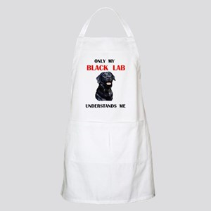 ONLY MY LAB BBQ Apron