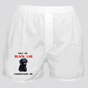 ONLY MY LAB Boxer Shorts