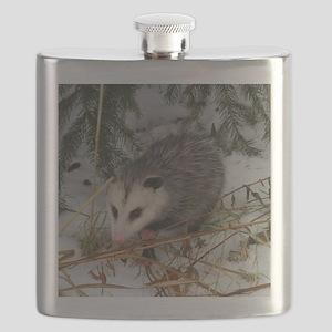 Baby Possum Flask