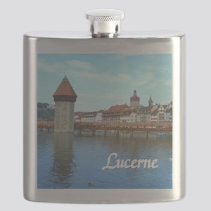 Lucerne souvenir Flask