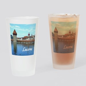 Lucerne souvenir Drinking Glass