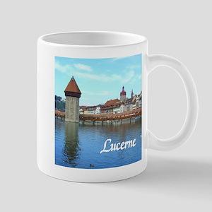 Lucerne souvenir Mugs