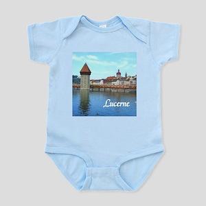 Lucerne souvenir Body Suit