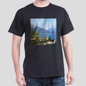Switzerland Swiss landscape T-Shirt