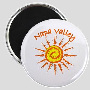 Napa Valley, California Magnet