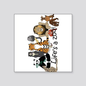 Atlanta Carnivores - sideways Sticker