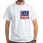 D.I. for Supervisor White T-Shirt