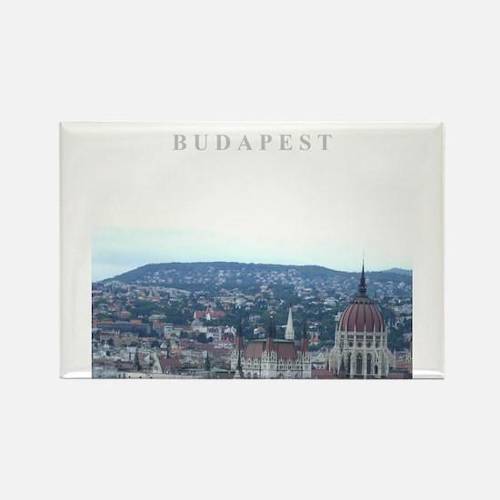 Budapest Hungary souvenir Magnets