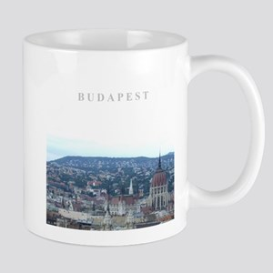 Budapest Hungary souvenir Mugs