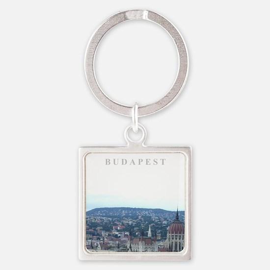 Budapest Hungary souvenir Keychains