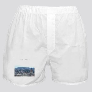 Budapest Hungary souvenir Boxer Shorts