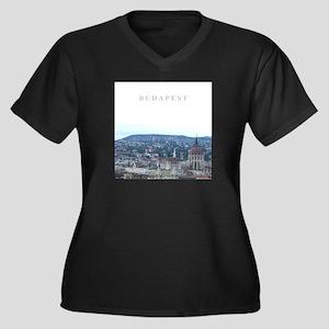 Budapest Hungary souvenir Plus Size T-Shirt