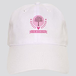 35th Anniversary Love Tree Cap