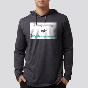 Property Of Mohammed Male Long Sleeve T-Shirt