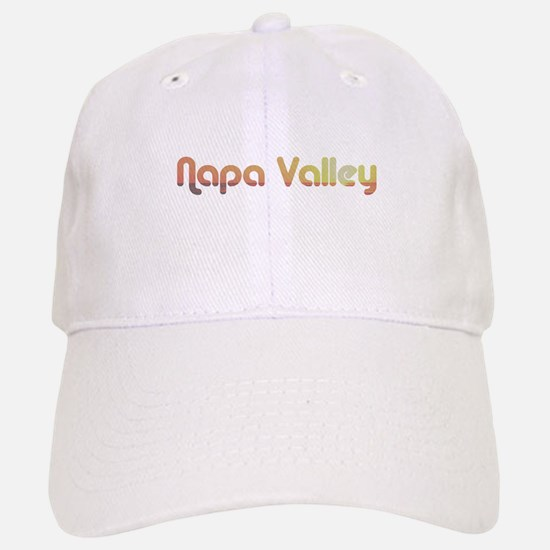 Napa Valley, California Baseball Baseball Cap