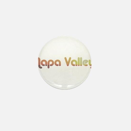Napa Valley, California Mini Button