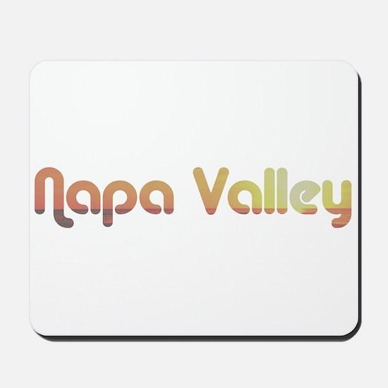 Napa Valley, California Mousepad